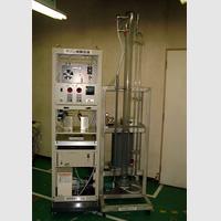 オゾン溶解反応試験装置