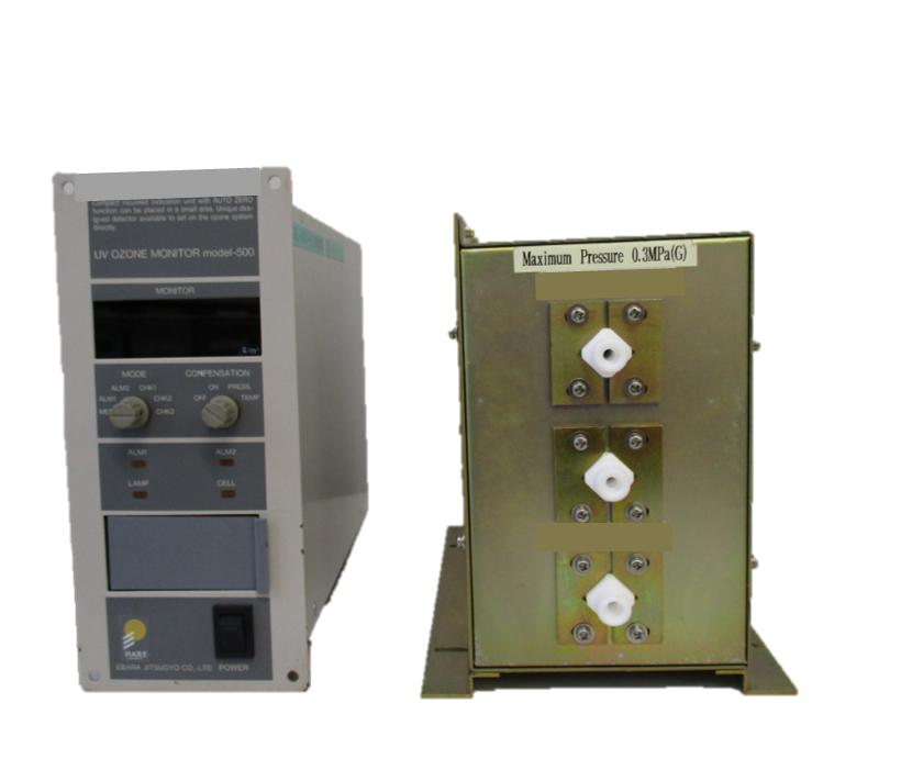 オゾンモニタEG/EL-500