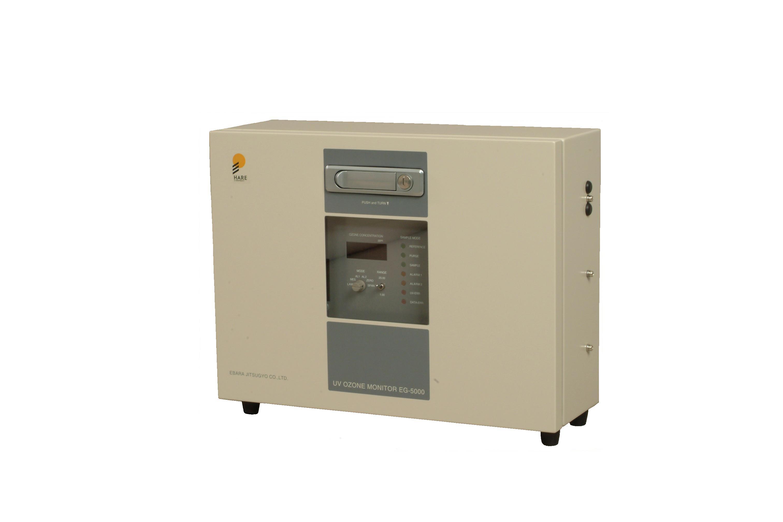 オゾンモニタEG-5000